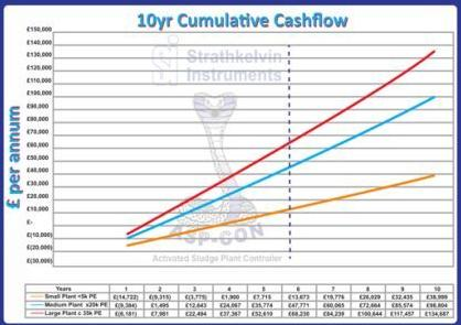 Web 10 Year Cum Cash Flow
